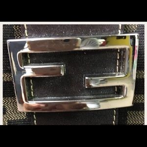 Fendi Bags - Authentic Fendi Shoulder Bag, NWOT